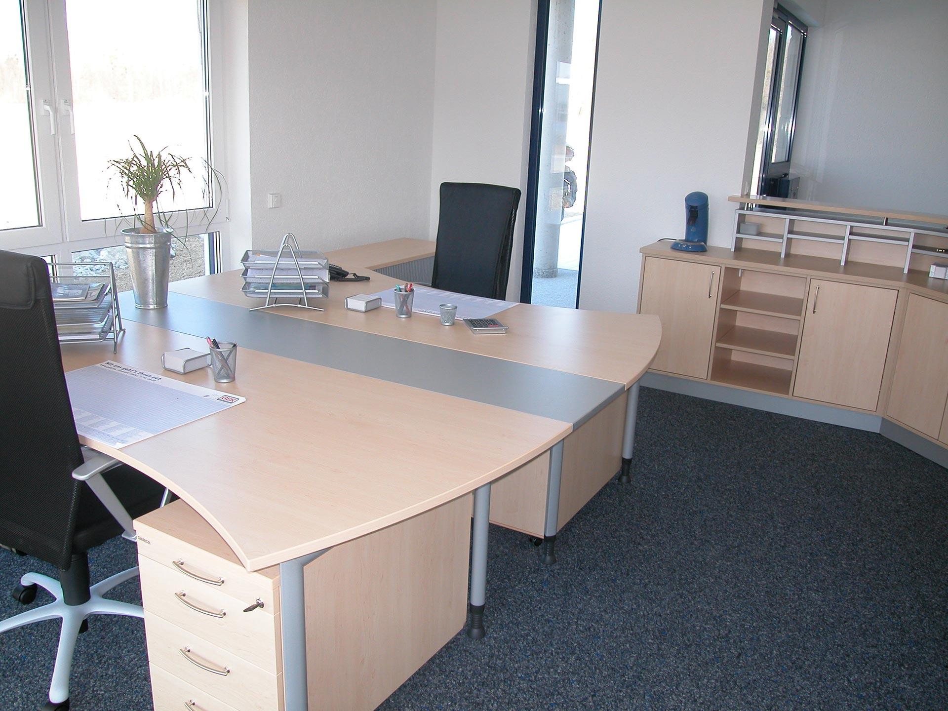 Büroeinrichtung planen  actica GmbH – actica planen & einrichten » Büro