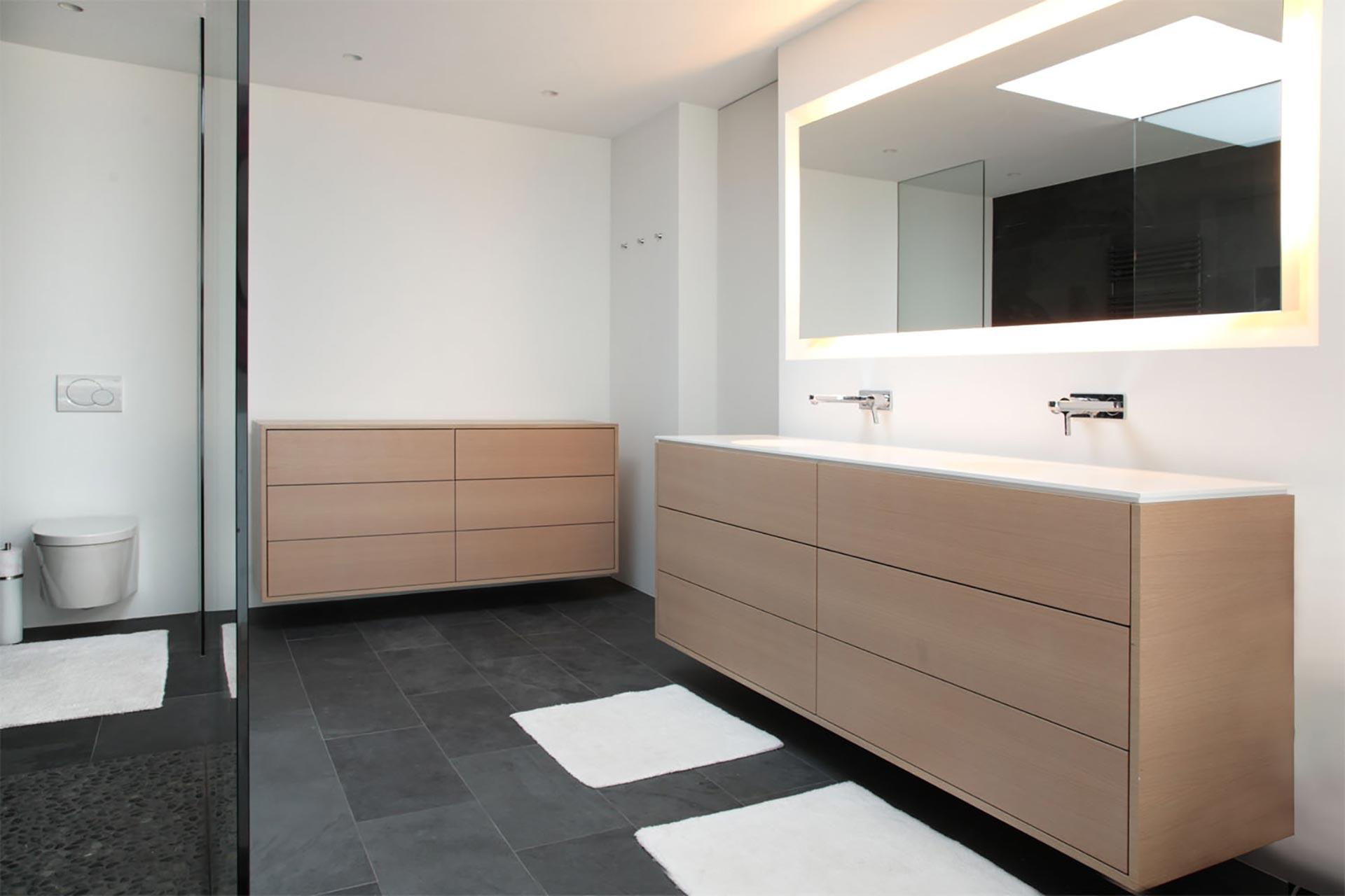 actica GmbH – actica planen & einrichten » Badezimmer und Einbaumöbel