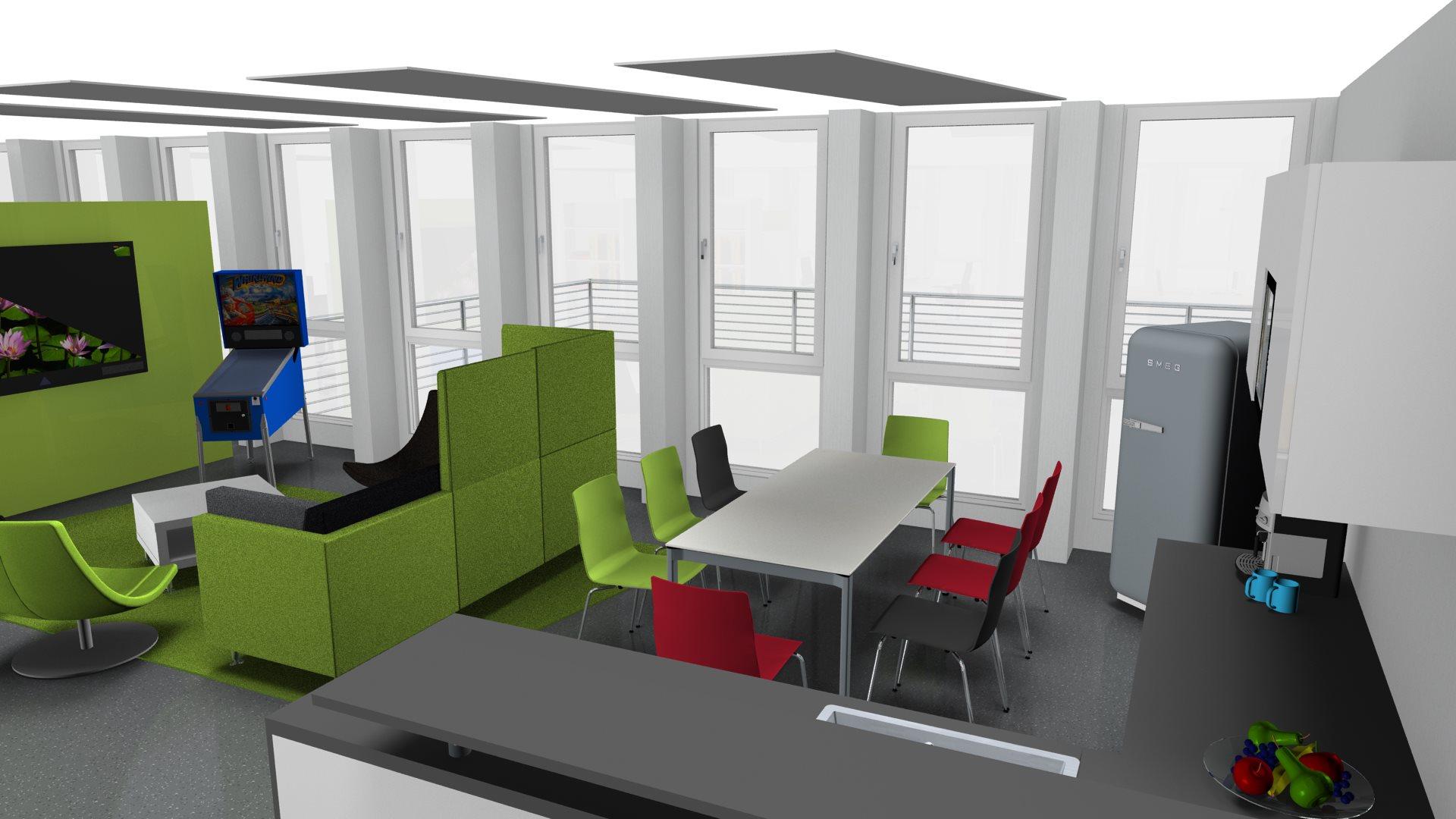 actica GmbH – actica planen & einrichten » 3D-Planung